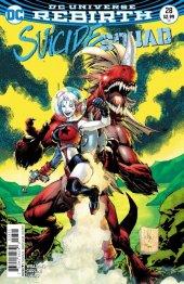 Suicide Squad #28 Variant Edition