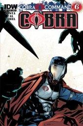 Cobra #10 Cover B