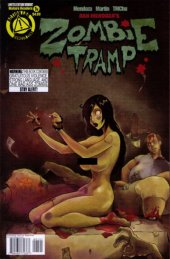 Zombie Tramp #1 TMChu Risque variant