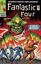 Fantastic Four: Antithesis #2 Patch Zircher Variant A