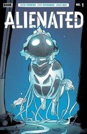 Alienated #1 3rd Printing