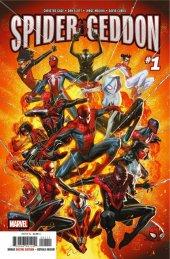 Spider-Geddon #1 Original Cover