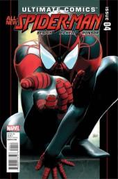 ultimate comics spider-man #4