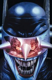 The Batman Who Laughs #5 Unknown Comic Books Exclusive Mico Suayan Reflection Virgin Variant