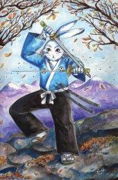 Usagi Yojimbo #6 Tessa Rose virgin cover