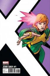Jean Grey #1 Kirk Corner Box Variant