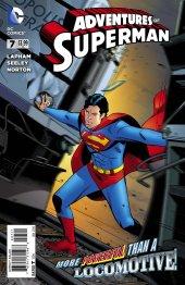 Adventures of Superman #7