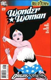 Wonder Woman #29 Variant Ed