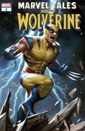 Marvel Tales: Wolverine #1 Original Cover