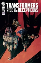 The Transformers #23 Cover B Baumgartner