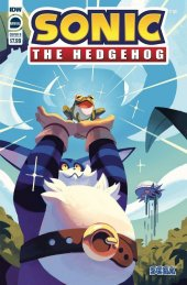 Sonic the Hedgehog Annual 2020 #1 Cover B Fourdraine
