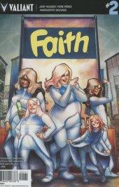 Faith #2 Cover D Hetrick