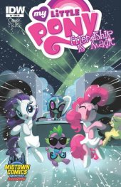 My Little Pony: Friendship Is Magic #3 Midtown Variant