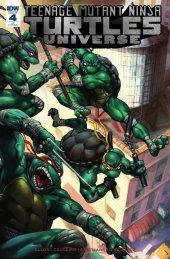 Teenage Mutant Ninja Turtles: Universe #4 Subscription Variant