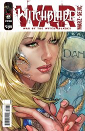 Witchblade #130 Melo Dani Cover C