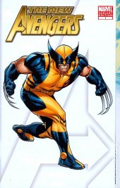 The New Avengers #1 Stuart Immonen Limited Wolverine Variant