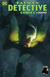 Detective Comics #1000 Bill Sienkiewicz Exclusive Variant
