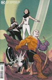 The Terrifics #25 Variant Edition
