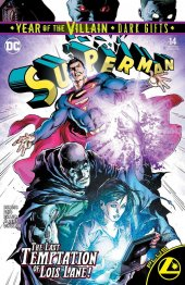 Superman #14 Recalled Edition