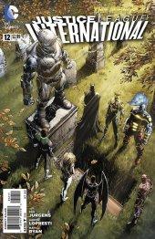 Justice League International #12