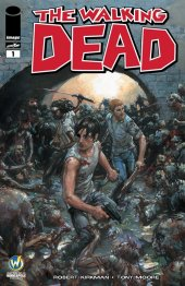 The Walking Dead #1  Wizard World Minneapolis Comic Con Variant