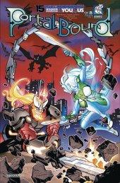 Portal Bound #5 Cover B Archer