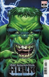 The Immortal Hulk #25 Joe Bennett Variant Edition