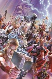Secret Wars #2 2nd Printing Ross Variant
