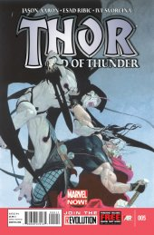 thor: god of thunder #5