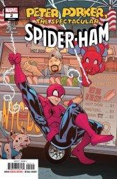 Spider-Ham #2 Original Cover