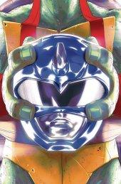 Mighty Morphin Power Rangers / Teenage Mutant Ninja Turtles #3 Cover B Raph Montes