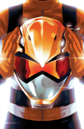 Mighty Morphin Power Rangers #40 Make-A-WIsh SDCC Exclusive Variant