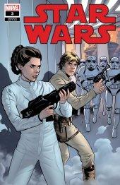 Star Wars #3 1:25 Lupacchino Variant