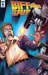 Back to the Future: Biff to the Future #6 Original Cover