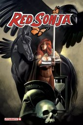 Red Sonja #16 Cover C Bob Q