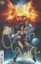 Wonder Woman #67 Variant Edition