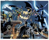 detective comics #1000 dynamic forces exclusive dan jurgens & kevin nowlan variant