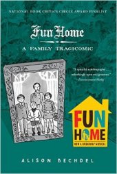 fun home: a family tragicomic broadway variant
