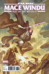 Star Wars: Jedi of the Republic - Mace Windu #3 Tedesco Variant