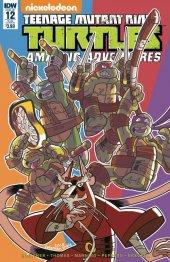 Teenage Mutant Ninja Turtles: Amazing Adventures #12 Subscription Variant