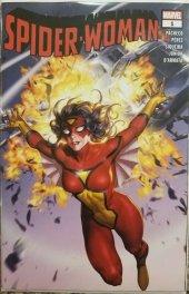 Spider-Woman #1 Walmart Variant