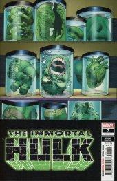 The Immortal Hulk #7 2nd Printing Bennett Variant