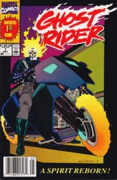 Ghost Rider #1 Newsstand Edition