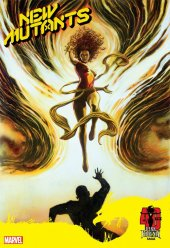 New Mutants #6 Dark Phoenix 40th Anniversary Variant Edition