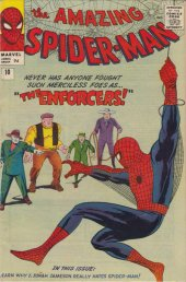 The Amazing Spider-Man #10 UK Edition