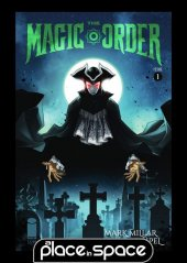 The Magic Order #1 Yildirim A Place In Space Exclusive Variant