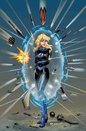 Invisible Woman #2 Amanda Conner Variant