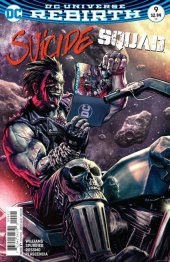 Suicide Squad #9 Variant Edition
