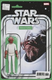 Star Wars #60 Christopher Action Figure Variant