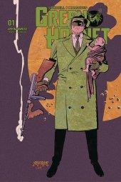 Green Hornet #1 Cover D Romero